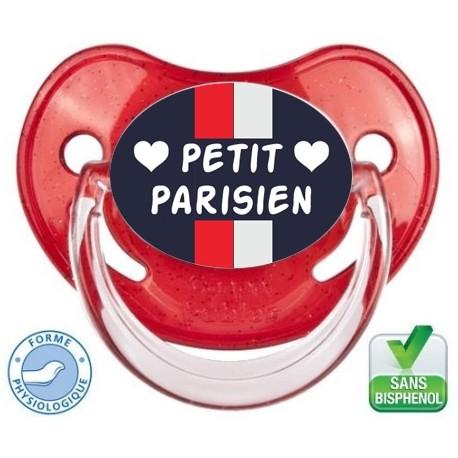Sucette bébé petit parisien