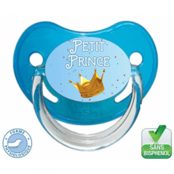"""Sucette bébé """"petit prince"""""""