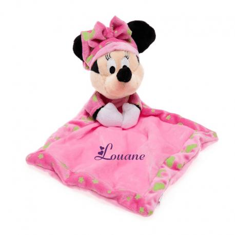 Doudou lumineux Minnie