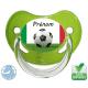 Tétine bébé Foot équipe Italienne