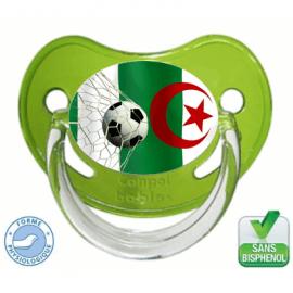 Sucette bébé ballon foot Algérie