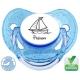 Tétine personnalisée avec un bateau