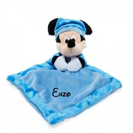 Doudou lumineux Mickey