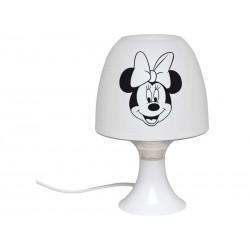 Lampe personnalisée Minnie et prénom