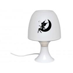 Lampe personnalisée fée et prénom