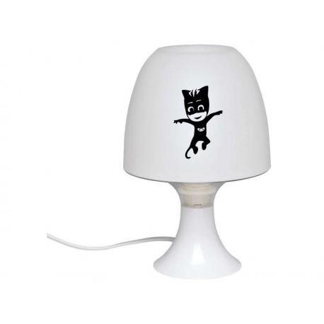 Lampe personnalisée Yoyo pijamasque et prénom